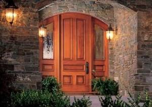šarvo durys