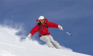 slidinėjimo šalmai